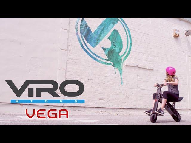 VIRO Rides   Vega Motorized Transforming Scooter & Mini Bike   Painting