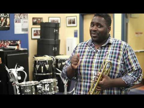 Musical Opportunities With Mr. Pope