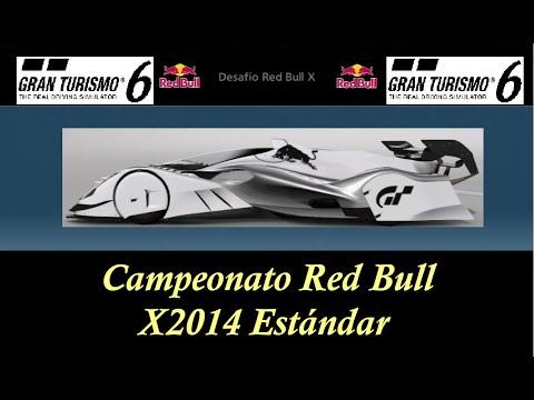 Gran Turismo 6 #51 -Desafío Red Bull X - Standard