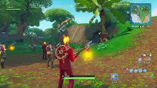 I play with people not very strong #2 FORTNITE BATTLE ROYAL