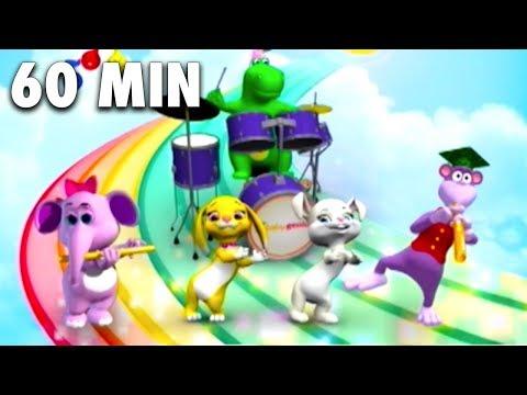 Baby Genius Nursery Rhymes Songs Full DVD Sing Along | Nursery Rhymes Kids Songs | From Baby Genius