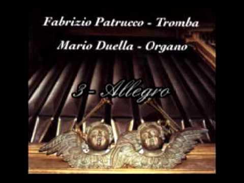 Andrea Gabrielli - Sonata in Do Magg. per organo