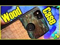 Best Wood Phone Case | Pixel 2 Carved Satellite