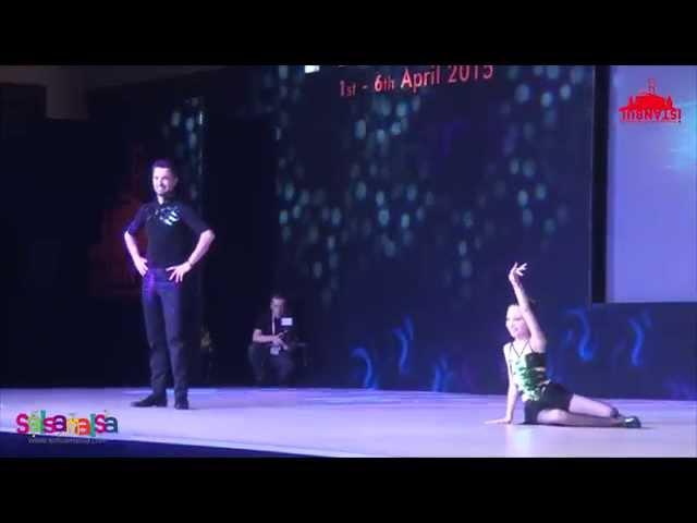 HAKAN ÇELİK & AZRA ERKAYA DANCE PERFORMANCE | IIDF 2015