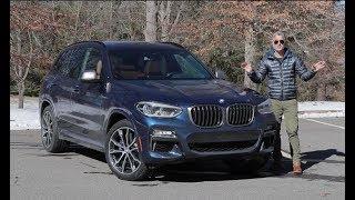 BMW X3 - Contacto en EEUU - Matías Antico - TN Autos