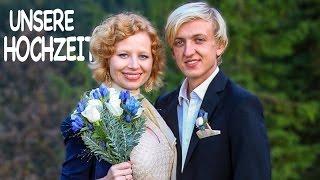 Unsere Hochzeit - ungewöhnlich und wunderschön ❤️❤️❤️