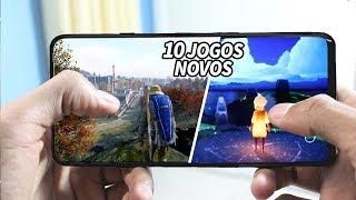 OS 10 MELHORES JOGOS NOVOS DA SEMANA PARA ANDROID 2019