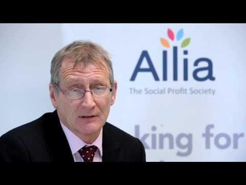 Cambridge Business Excellence Awards 2015 - Allia sponsor