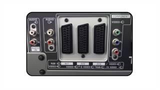 Návod na zapojení sluchátek RS 160 - SCART