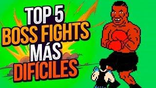 Top Boss Fights más difíciles en videojuegos