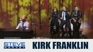"Kirk Franklin performs ""Wanna Be Happy?"" 