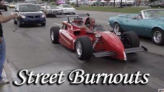 Street Burnouts