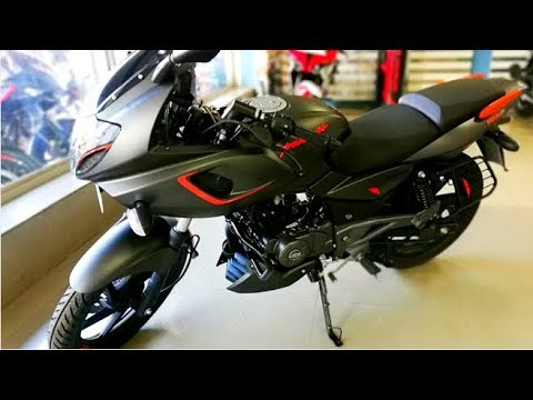 Bajaj Pulsar 180F Neon Edition I Walkaround Review - 2019 Pulsar 180F Neon Edition