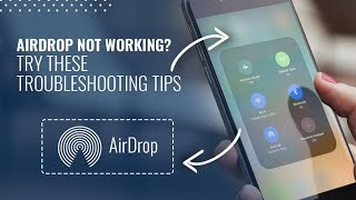 This is How t๐ Fix Airdrop When it's Not Working