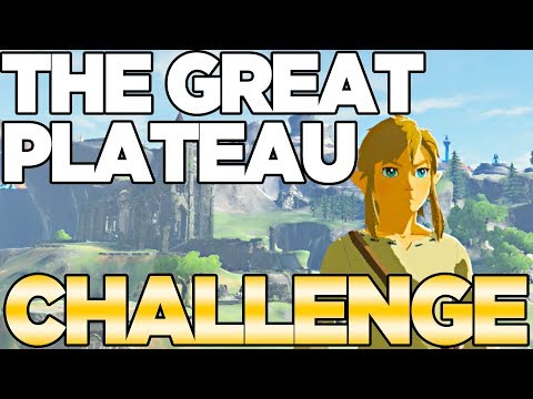 THE GREATEST CHALLENGE  in Zelda Breath of the Wild | Austin John Plays