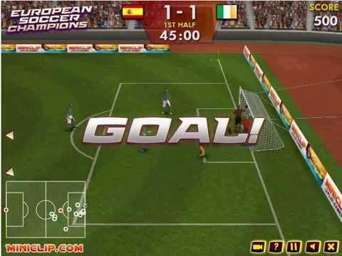 european soccer mini