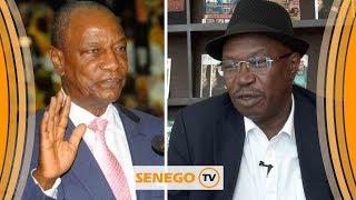 Entretien exclusif avec le Dr Kaba, candidat à la présidentielle de Guinée Conakry
