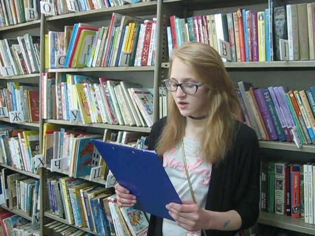Изображение предпросмотра прочтения – КсенияТрофимова читает произведение «Мороз, Красный нос» Н.А.Некрасова