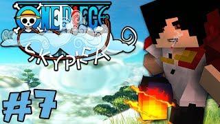 GUM GUM DEVIL FRUIT UNLEASHED! || Minecraft One Piece Skypiea Episode 7 (Minecraft One Piece Mod)