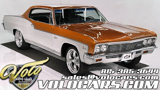 1966 Chevrolet Caprice for sale at Volo Auto Museum (V19061)