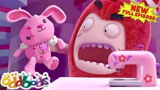 ODDBODS | Fuse & The Frankendoll | NEW Full Episode | Cartoons For Kids