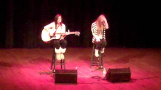 Megan and Liz - STEREO HEARTS COVER