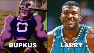 Shaq mocks Charles Barkley for his role in Space Jam - Inside the NBA