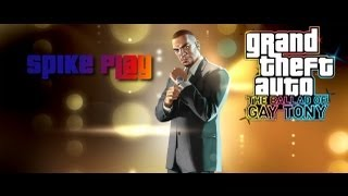 GTA The Ballad of Gay Tony #2 - Walki w klatce! | Spike Play