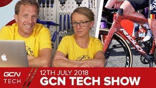 Tour de France & Eurobike Tech Special | GCN Tech Show Ep. 28
