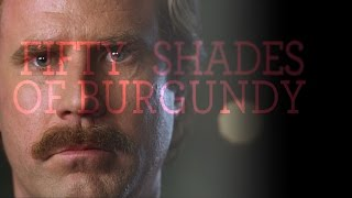 Fifty Shades Of Burgundy Trailer Mashup