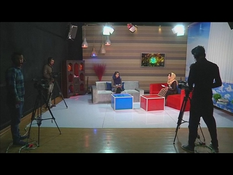 Afghanistan's New TV Channel By And For Women