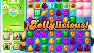 Candy Crush Jelly Saga Level 964 - NO BOOSTERS ***
