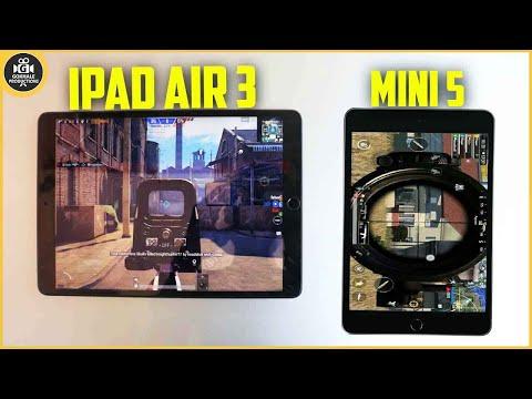 IPAD Mini 5 vs IPAD Air 3 2019 for PUBG-  IPAD Mini 5 for PUBG?