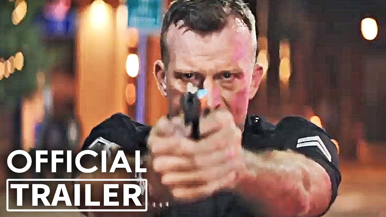 BULLETPROOF Trailer (Thomas Jane, 2020)