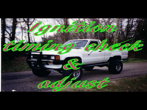 Page 17 likewise GmQP9bitxP8 further U6b Vnsk5xA as well Watch in addition 86lkk Toyota 1988 Toyota 22re 5spd 4x4 Efi Surging Idle. on 1993 toyota 22re valve adjustment