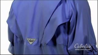 Columbia® Airgill™ Woven Long-sleeve Shirt