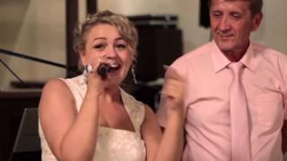 Свадебный рэп от мамы невесты.