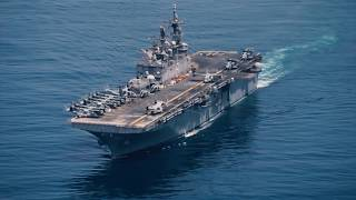 USS America Will Head to Japan to Serve as Next Forward Deployed Amphibious Flagship