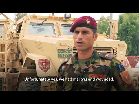 Kurdistan's unseen heroes: Ready to clear the way
