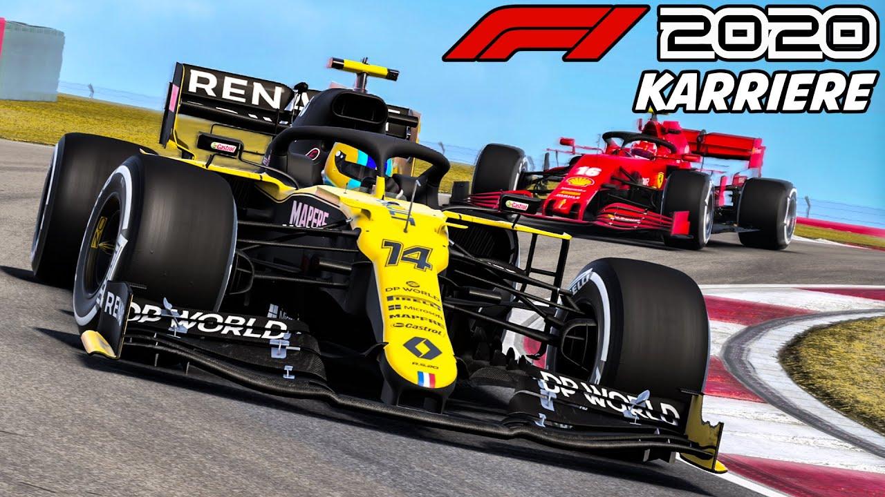 F1 2020 Karriere #4: Bis ans absolute Limit! | Formel 1 2020 Fernando Alonso Gameplay German