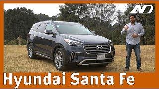 Hyundai Santa Fe 7 (Grand Santa Fe) - Todavía Aguanta