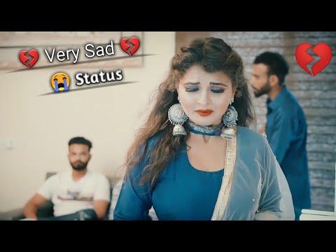 😥 Latest Sad Girl 😭 Special WhatsApp Status Video 2019 💔    Sad Girls Status    Punjabi Status