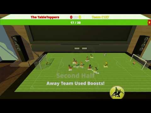 TableTop Soccer V5 - In Game Replay