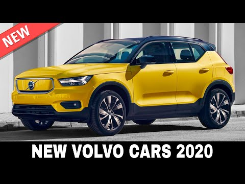9 New Volvo Cars Introducing Electrification And Sports Performance Upgrades In 2020