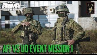 AFI vs UO Event Mission 1