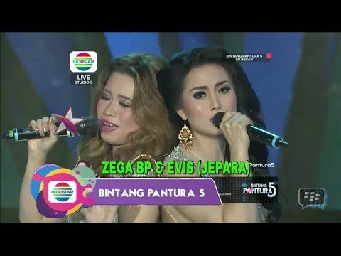 Evis (Jepara) & Zega Bp - Gerimis Melanda Hati | Bintang Pantura 5 (20 Besar)
