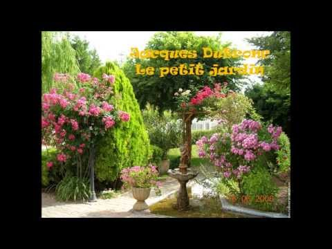 Jacques Dutronc Le petit jardin - YouTube
