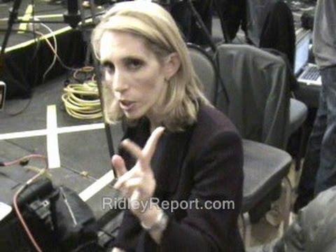 Ron Paul buffs grill CNN's Dana Bash