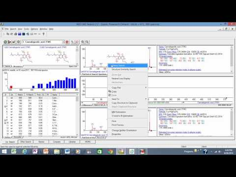 Introduction to Mass Spectra of Designer Drugs 2014