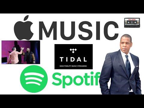 Best Music Streaming Service | Tidal Vs Apple Music Vs Spotify